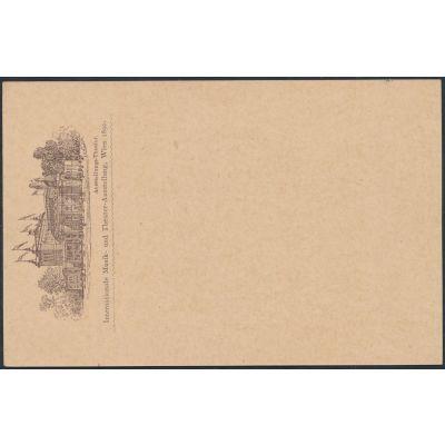 Privatpostkarte 1892