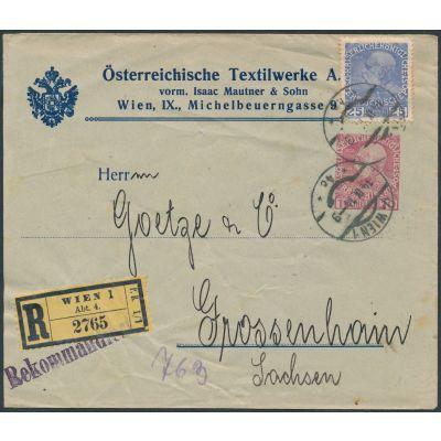 Privat-Umschlag 1905