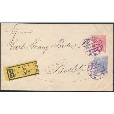 Privat-Umschlag 1906