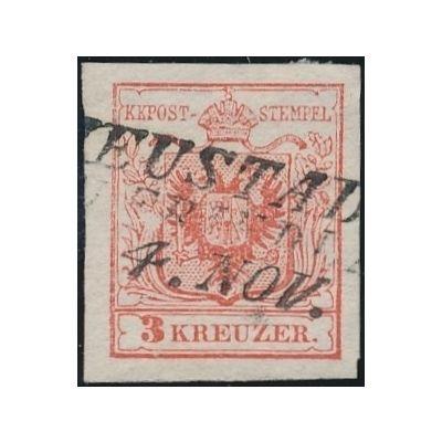 3 Kreuzer HP Type Ia/1 - 136