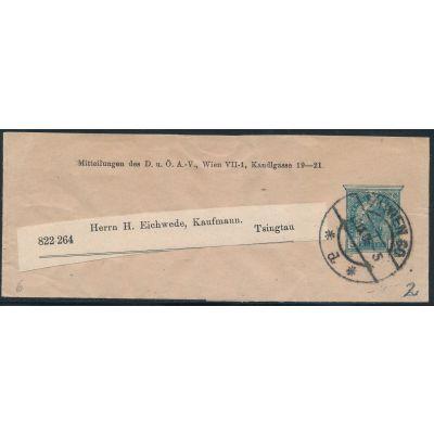 Streifband 1906