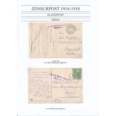 Zensurpost Kärnten