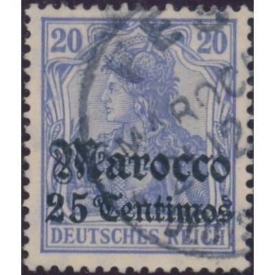 Marokko Mi 37 c