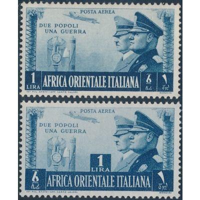 Africa Orientale italiane
