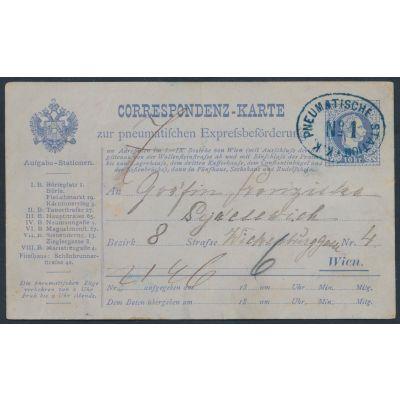 Rohrpost 1880