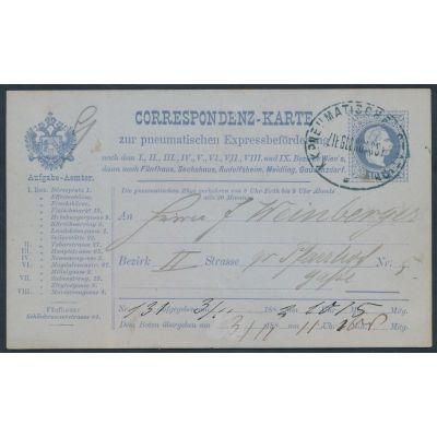 Rohrpost 1881