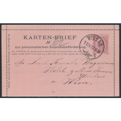 Rohrpost 1892