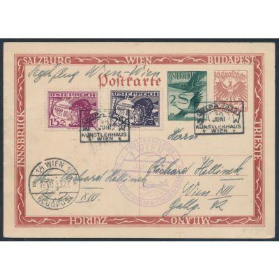 Flugpostganzsache 1933