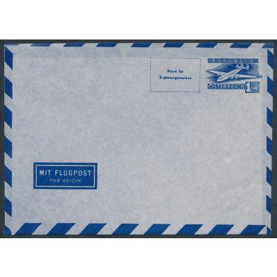 Luftpost-Umschlag 1948
