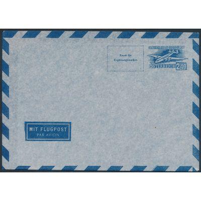 Luftpost-Umschlag 1951