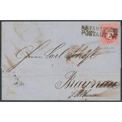 Fahrendes Postamt