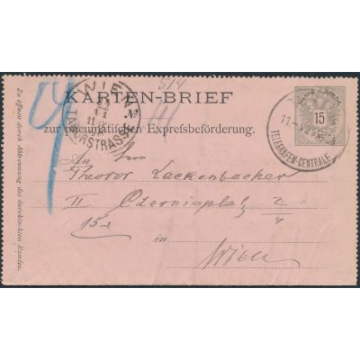 Rohrpost 1887
