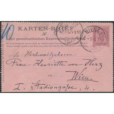 Rohrpost 1893