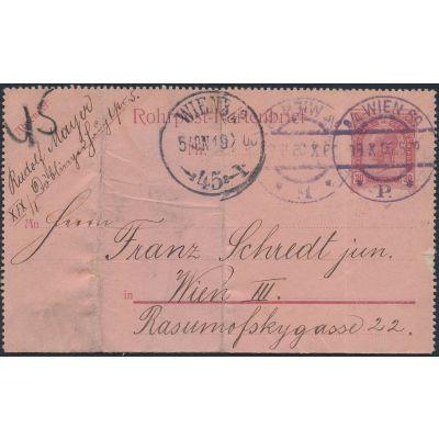 Rohrpost 1904