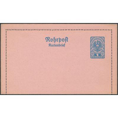 Rohrpost 1920