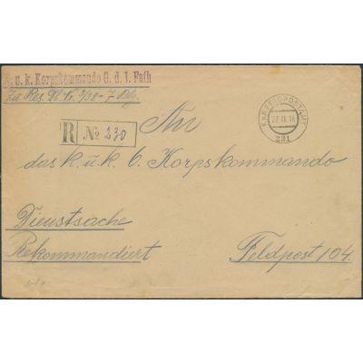 Reko-Dienstbrief