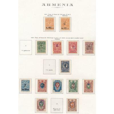 Armenien 1919-21