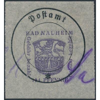 Bad Nauheim, Mi 6 I x