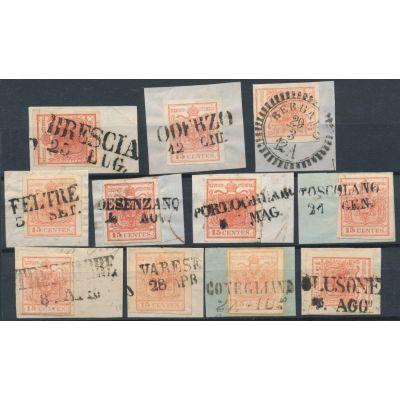 11 Briefstücke