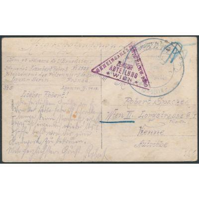 Kriegsgefangenenpost Lyon