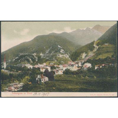 Tschengels im Vinschgau