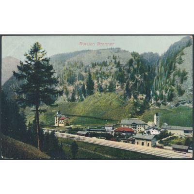 Brenner, Bahnhof