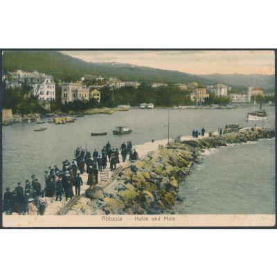Abbazia, Hafen