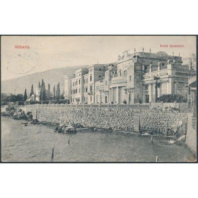 Abbazia, Hotel Quarnero