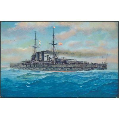 Schiff SMS Viribius Unitis