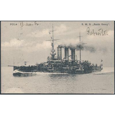 Schiff SMS Sankt Georg