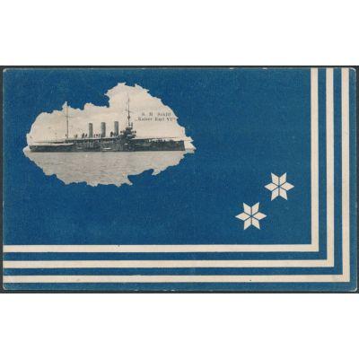 Schiff SM Kaiser Karl VI