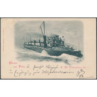 Torpedoboot XI