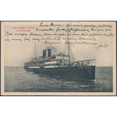 Schiff Baron Gautsch