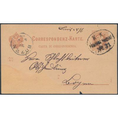 Fahrendes Postamt 31