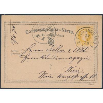 Fahrendes Postamt 15