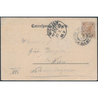 Fahrendes Postamt 63