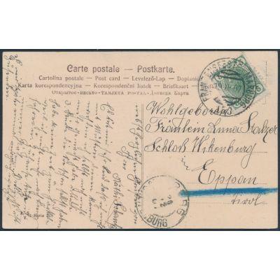 Fahrendes Postamt 153