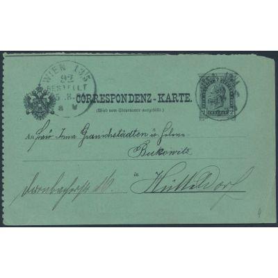Steuer-Postanweisung, ANK 4