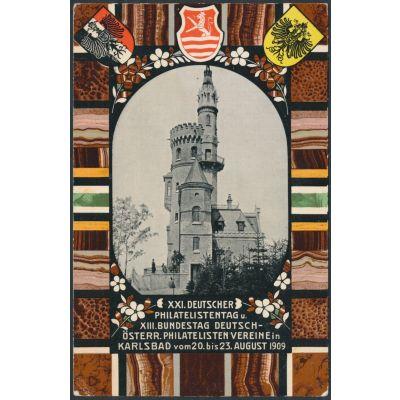 Privatpostkarte 1909
