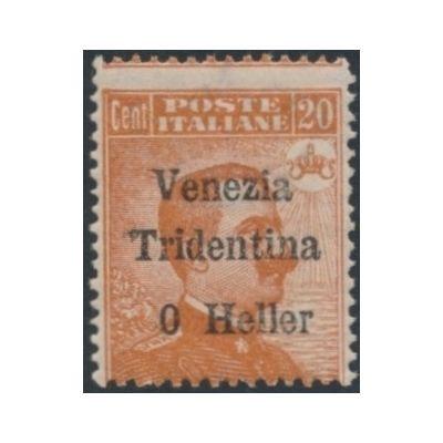 Trentino, Uni 30 Eb