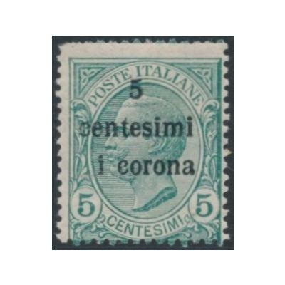 Trento e Trieste, Uni 3 Ee