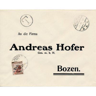 Lot Portoprovisorien Bozen
