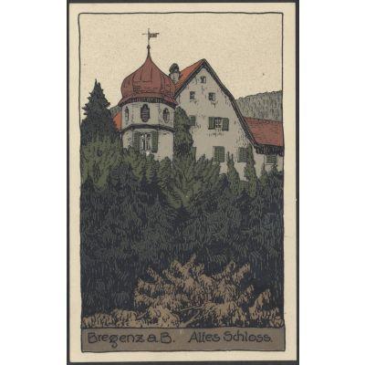Bregenz, Schloss