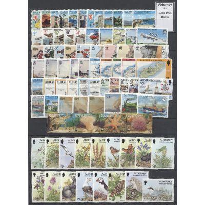 Alderney 1983-1994
