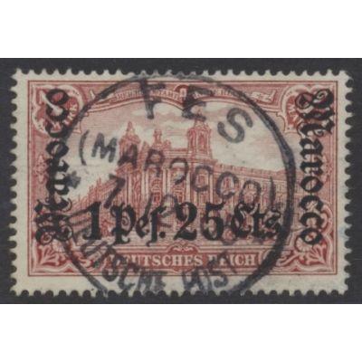 DP Marokko, Michel 30 A