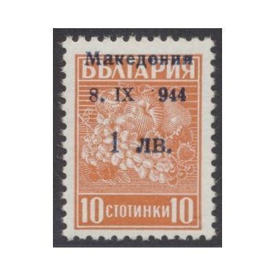 Mazedonien, Mi 1 III