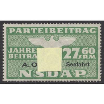 Beitragsmarke A.O. Seefahrt
