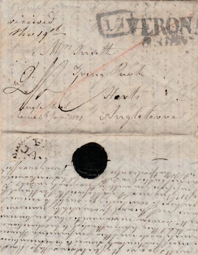 Fürst Metternich und das Briefgeheimnis