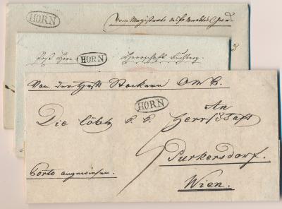 Alte Briefe für Heimatsammler